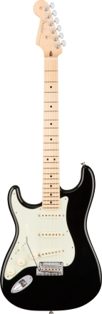 American Professional Stratocaster® Left-Hand - Black