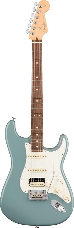 American Professional Stratocaster® HSS Shawbucker - Sonic Gray