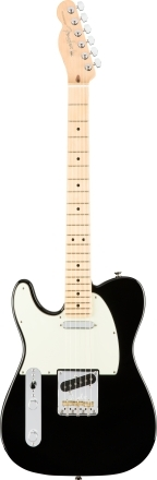 American Professional Telecaster® Left-Hand - Black