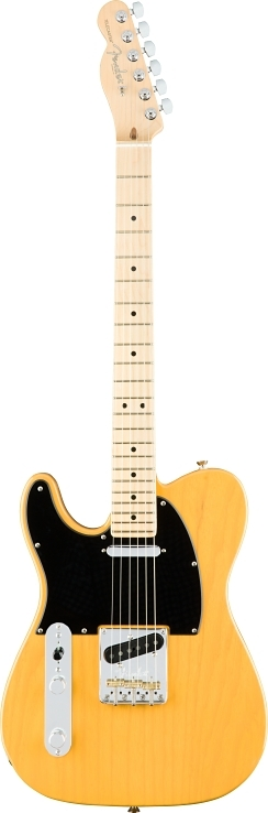American Professional Telecaster® Left-Hand - Butterscotch Blonde