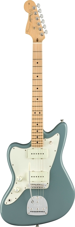 American Professional Jazzmaster® Left-Handed - Sonic Gray