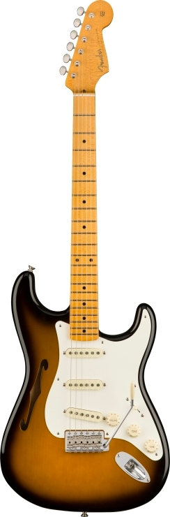Eric Johnson Signature Stratocaster® Thinline - 2-Color Sunburst