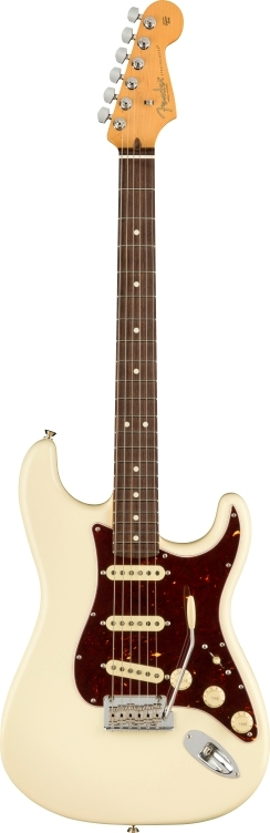 American Professional II Stratocaster® - Olympic White
