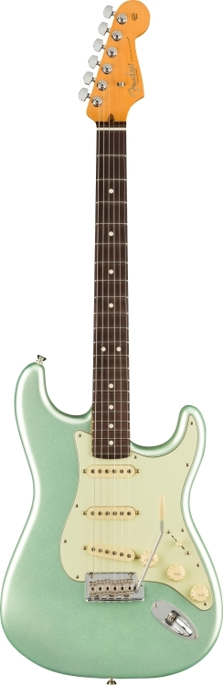 American Professional II Stratocaster® - Mystic Surf Green