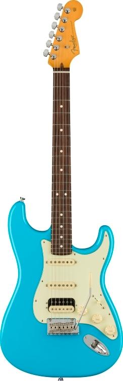 American Professional II Stratocaster® HSS - Miami Blue
