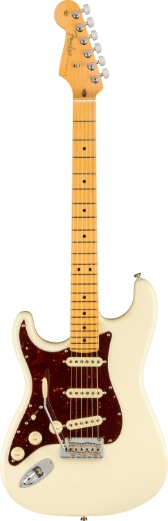American Professional II Stratocaster® Left-Hand - Olympic White