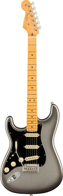 American Professional II Stratocaster® Left-Hand - Mercury