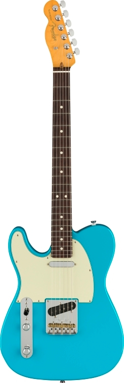 American Professional II Telecaster® Left-Hand - Miami Blue