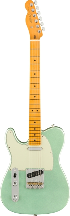 American Professional II Telecaster® Left-Hand - Mystic Surf Green