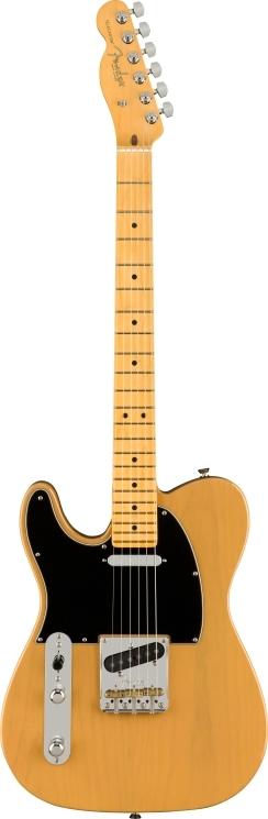 American Professional II Telecaster® Left-Hand - Butterscotch Blonde