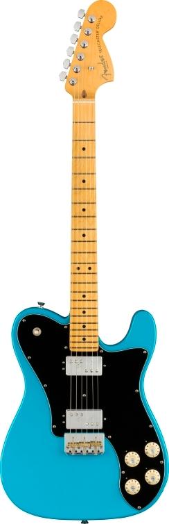 American Professional II Telecaster® Deluxe - Miami Blue