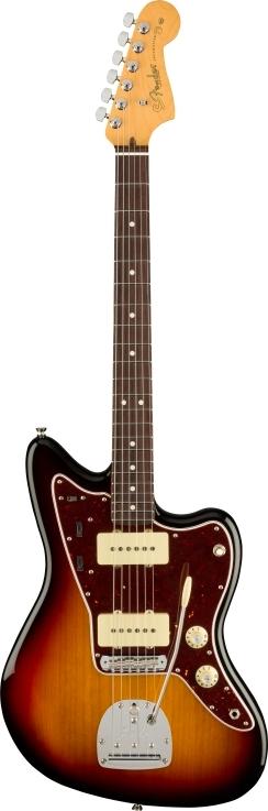 American Professional II Jazzmaster® - 3-Color Sunburst