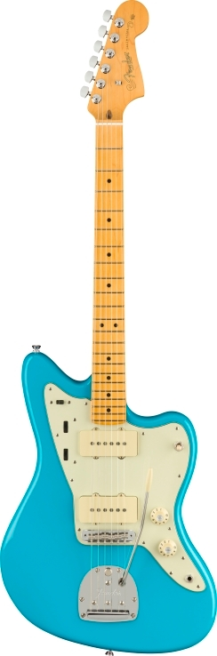 American Professional II Jazzmaster® - Miami Blue