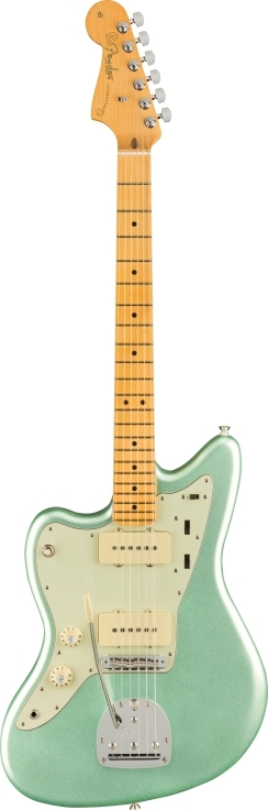American Professional II Jazzmaster® Left-Hand - Mystic Surf Green