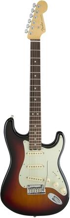 American Elite Stratocaster® - 3-Color Sunburst