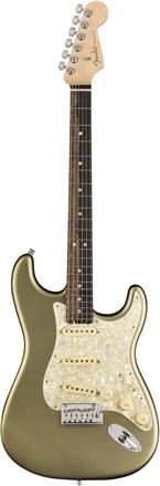 American Elite Stratocaster® - Satin Jade Pearl Metallic