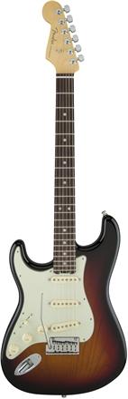 American Elite Stratocaster® Left-Hand - 3-Color Sunburst