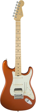 American Elite Stratocaster® HSS Shawbucker - Autumn Blaze Metallic