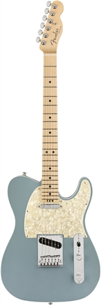 American Elite Telecaster® - Satin Ice Blue Metallic