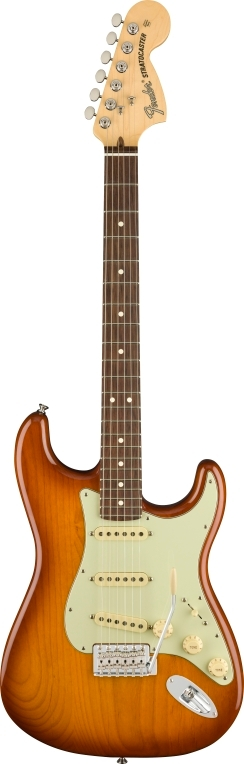 American Performer Stratocaster® - Honey Burst