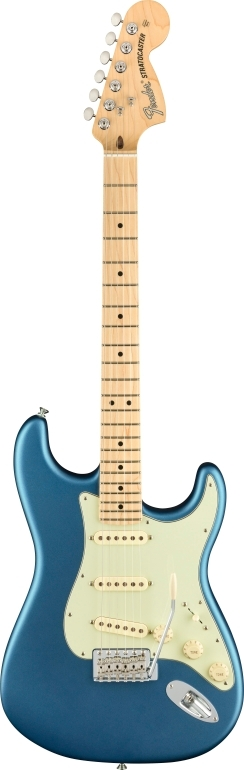 American Performer Stratocaster® - Satin Lake Placid Blue