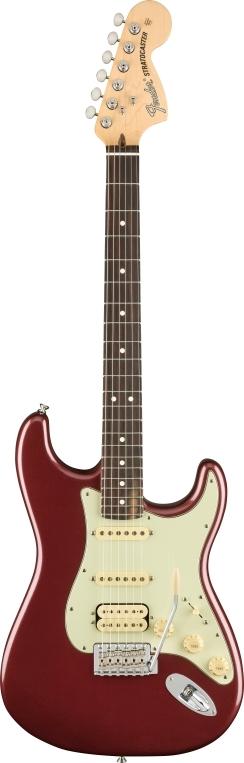American Performer Stratocaster® HSS - Aubergine