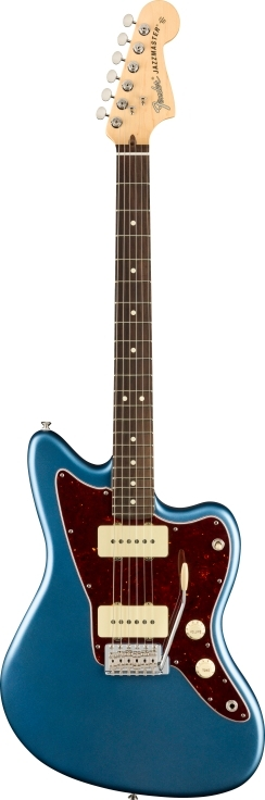 American Performer Jazzmaster® - Satin Lake Placid Blue