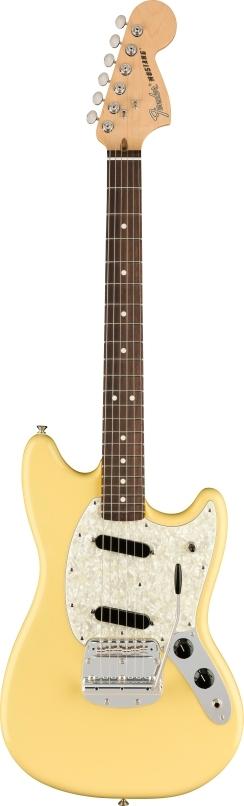 American Performer Mustang® - Vintage White