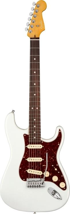 American Ultra Stratocaster® - Arctic Pearl