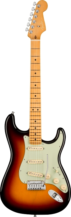 American Ultra Stratocaster® - Ultraburst