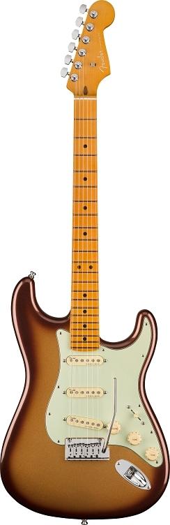 American Ultra Stratocaster® - Mocha Burst