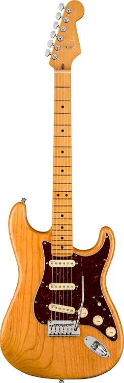 American Ultra Stratocaster® - Aged Natural