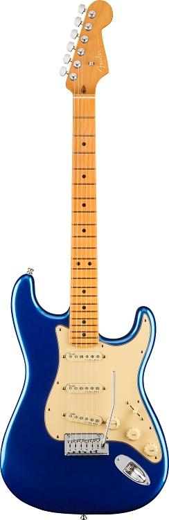 American Ultra Stratocaster® - Cobra Blue