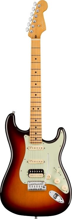 American Ultra Stratocaster® HSS - Ultraburst