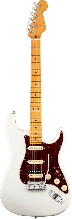 American Ultra Stratocaster® HSS - Arctic Pearl