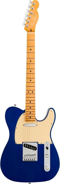 American Ultra Telecaster® - Cobra Blue