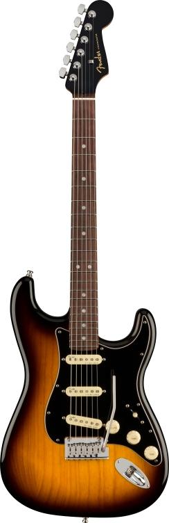 American Ultra Luxe Stratocaster® - 2-Color Sunburst