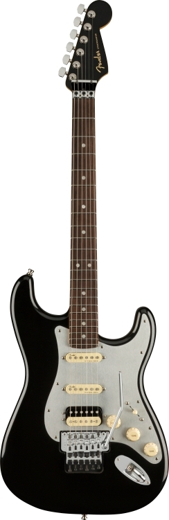 American Ultra Luxe Stratocaster® Floyd Rose® HSS - Mystic Black