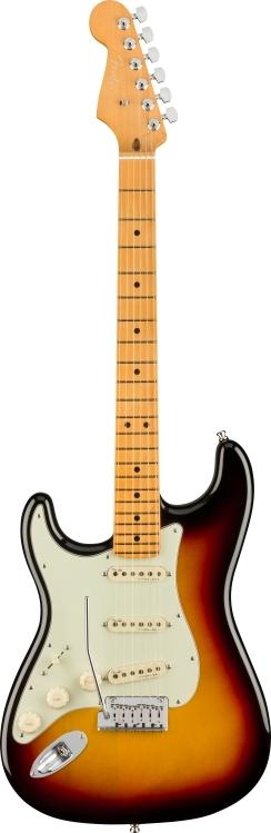 American Ultra Stratocaster® Left-Hand - Ultraburst