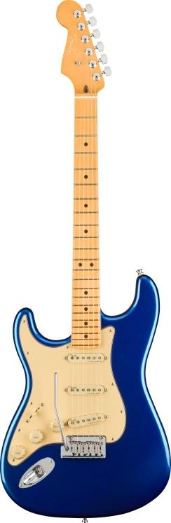 American Ultra Stratocaster® Left-Hand - Cobra Blue