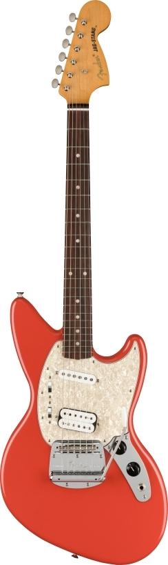 Kurt Cobain Jag-Stang® - Fiesta Red