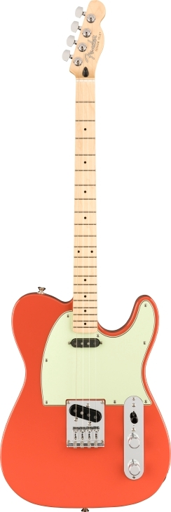 Alternate Reality Tenor Tele® - Fiesta Red