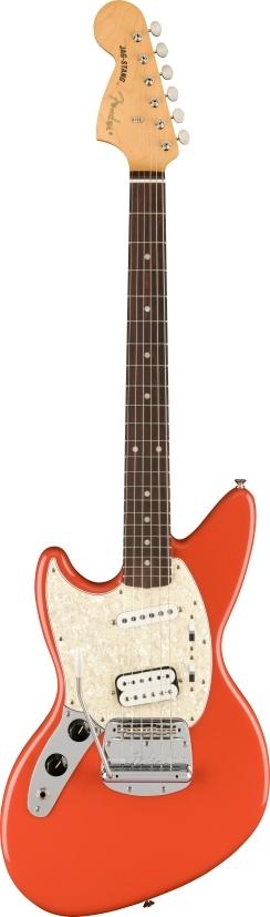 Kurt Cobain Jag-Stang® Left-Hand - Fiesta Red