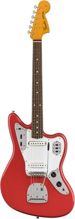 '60s Jaguar® Lacquer - Fiesta Red