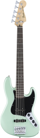 Deluxe Active Jazz Bass® V - Surf Pearl