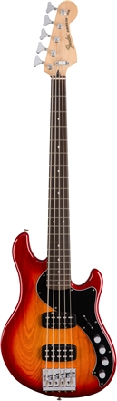 Deluxe Active Dimension™ Bass V - Aged Cherry Burst
