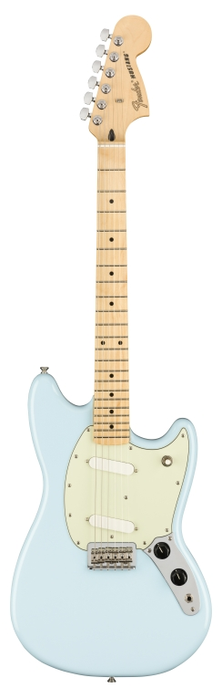 Player Mustang® - Sonic Blue