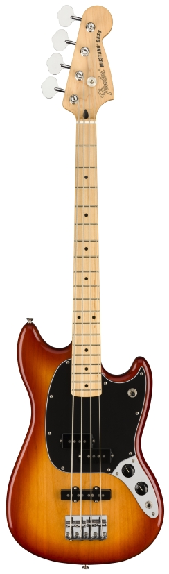 Player Mustang® Bass PJ - Sienna Sunburst