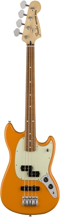 Mustang® Bass PJ - Capri Orange
