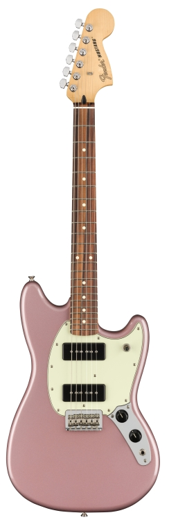 Player Mustang® 90 - Burgundy Mist Metallic